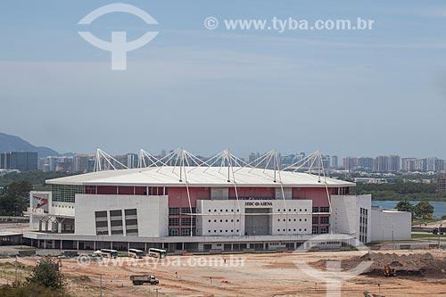 Assunto: HSBC Arena - parte do Parque Olímpico Rio 2016 / Local: Barra da Tijuca - Rio de Janeiro (RJ) - Brasil / Data: 10/2013