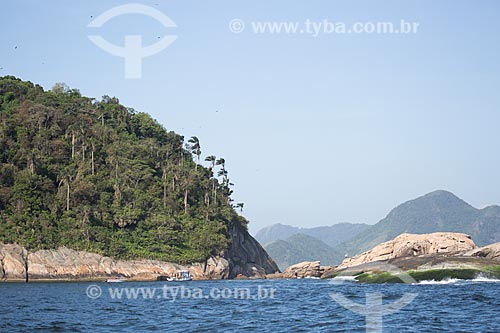 Assunto: Ilha de Cotunduba na Baía de Guanabara / Local: Rio de Janeiro (RJ) - Brasil / Data: 11/2013