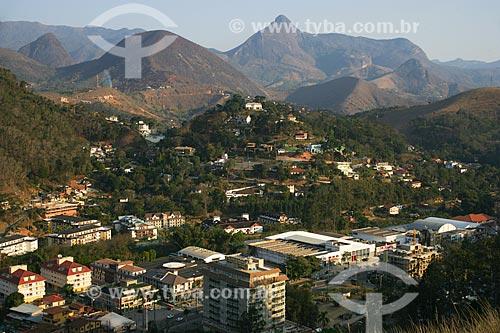 Assunto: Vista geral de Itaipava / Local: Distrito Itaipava - Petrópolis - Rio de Janeiro (RJ) - Brasil / Data: 10/2011