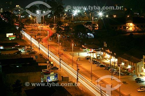 Assunto: Vista de Estrada União Indústria / Local: Distrito Itaipava - Petrópolis - Rio de Janeiro (RJ) - Brasil / Data: 10/2011