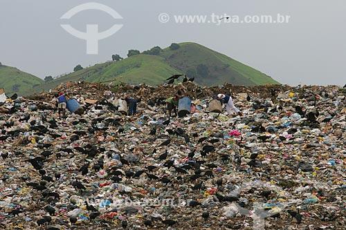 Assunto: Aterro de Gericinó / Local: Rio de Janeiro (RJ) - Brasil / Data: 06/2012