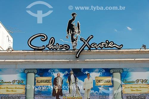 Assunto: Museu Casa de Memórias e Lembranças - foi residência do médium Chico Xavier / Local: Uberaba - Minas Gerais (MG) - Brasil / Data: 10/2013