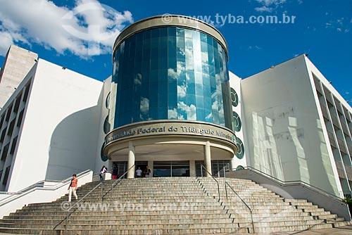Assunto: Centro Educacional da UFTM - Universidade Federal do Triângulo Mineiro / Local: Uberaba - Minas Gerais (MG) - Brasil / Data: 10/2013