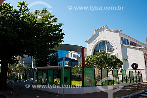 Assunto: Centro de Cultura José Maria Barra - SESI / Local: Uberaba - Minas Gerais (MG) - Brasil / Data: 10/2013