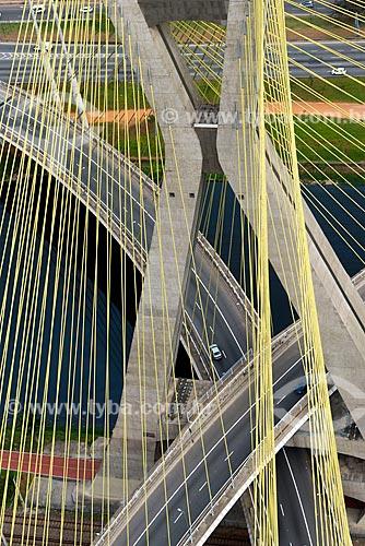Assunto: Ponte Estaiada Octávio Frias de Oliveira / Local: São Paulo (SP) - Brasil / Data: 05/2013