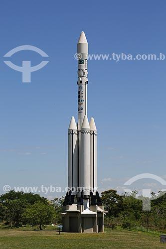Veículo Lançador de Satélites VLS - Memorial Aeroespacial Brasileiro (MAB)  - São José dos Campos - São Paulo - Brasil