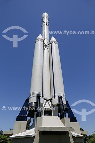 Assunto: Veículo Lançador de Satélites VLS - Memorial Aeroespacial Brasileiro - MAB  / Local: São José dos Campos - São Paulo (SP) - Brasil / Data: 11/2013
