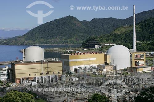 Assunto: Usinas Nucleares Angra 1 e Angra 2  -  Central Nuclear Almirante Álvaro Alberto / Local: Angra dos Reis - Rio de Janeiro (RJ) - Brasil / Data: 11/2013