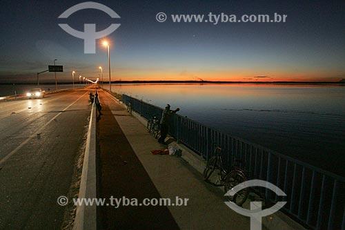 Assunto: Ponte da Amizade e da Integração ligação entre as cidades de Palmas e Paraíso do Tocantins / Local: Palmas - Tocantins (TO) - Brasil / Data: 11/2013