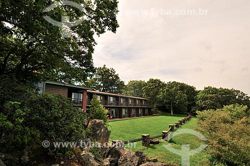 Assunto: Skyland Resort - acomodações para os visitantes do Parque Nacional Shenandoah / Local: Virgínia - Estados Unidos da América (EUA)- América do Norte / Data: 09/2013