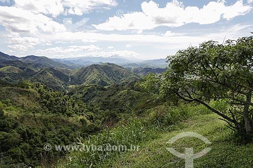 Assunto: Vista geral da Serra da Bocaina / Local: Bananal - São Paulo (SP) - Brasil / Data: 11/2013