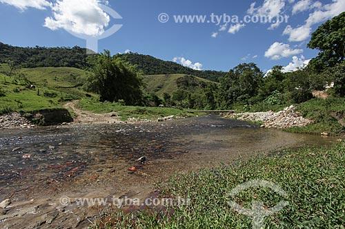Assunto: Rio Bananal na Serra da Bocaina / Local: Bananal - São Paulo (SP) - Brasil / Data: 11/2013
