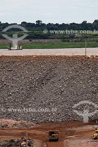 Assunto: Usina Hidrelétrica Santo Antônio - Consórcio Santo Antônio Civil (CSAC) / Local: Porto Velho - Rondônia (RO) - Brasil / Data: 11/2013