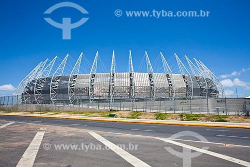 Assunto: Estádio Governador Plácido Castelo (1973) - também conhecido como Castelão / Local: Fortaleza - Ceará (CE) - Brasil / Data: 11/2013