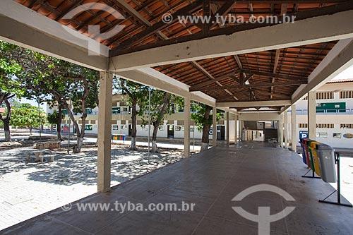 Assunto: Vista interna da Universidade Estadual do Ceará / Local: Fortaleza - Ceará (CE) - Brasil / Data: 11/2013