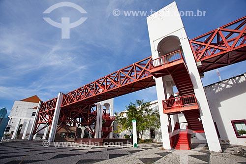 Assunto: Centro Cultural Dragão do Mar de Arte e Cultura / Local: Fortaleza - Ceará (CE) - Brasil / Data: 11/2013