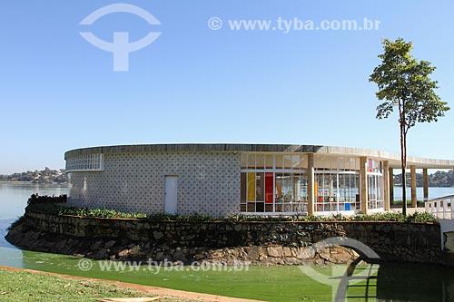 Assunto: Fachada da Casa do Baile (1943) / Local: Pampulha - Belo Horizonte - Minas Gerais (MG) - Brasil / Data: 08/2013