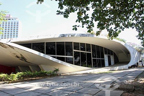 Assunto: Escola Estadual Governador Milton Campos - também conhecido como Colégio Estadual Central / Local: Lourdes - Belo Horizonte - Minas Gerais (MG) - Brasil / Data: 08/2013