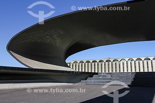 Assunto: Concha Acústica de Brasília (1969) / Local: Brasília - Distrito Federal (DF) - Brasil / Data: 08/2013