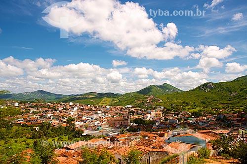 Assunto: Vista geral da cidade de Brejo da Madre de Deus / Local: Brejo da Madre de Deus - Pernambuco (PE) - Brasil / Data: 01/2014