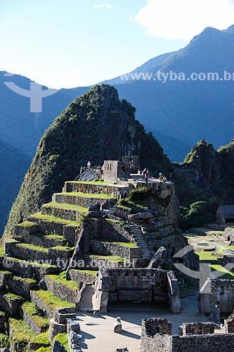 Assunto: Ruínas de Machu Picchu / Local: Peru - América do Sul / Data: 06/2012