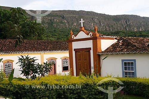 Assunto: Capela dos Passos da Paixão / Local: Tiradentes - Minas Gerais - Brasil  / Data: 12/2007