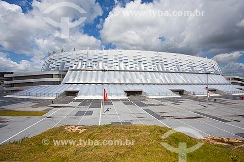 Assunto: Itaipava Arena Pernambuco (2013) / Local: São Lourenço da Mata - Pernambuco (PE) - Brasil / Data: 11/2013