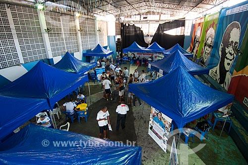Assunto: Projeto Empresa Bacana em parceria com a UPP Social evento realizado no GRES Mocidade Unida Santa Marta / Local: Botafogo - Rio de Janeiro (RJ) - Brasil / Data: 04/2011