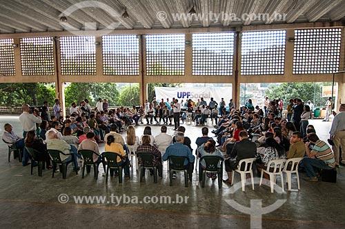 Assunto: Encontro de representantes do poder público com moradores e líderes para falar sobre a UPP Social no Morro do Escondidinho / Local: Santa Teresa - Rio de Janeiro (RJ) - Brasil / Data: 05/2011