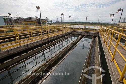 Assunto: ETA - Estação de tratamento de água da Companhia Siderúrgica do Atlântico (CSA) - Thyssenkrupp / Local: Santa Cruz - Rio de Janeiro (RJ) - Brasil / Data: 02/2014