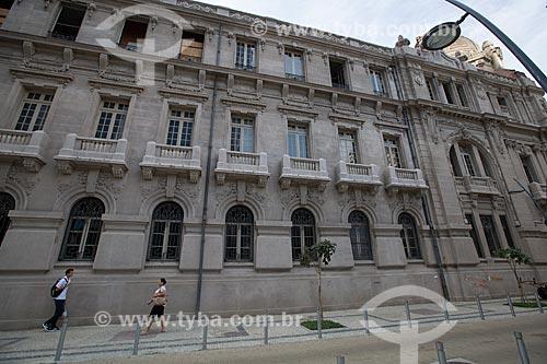 Assunto: Prédio da antiga sede do Departamento de Ordem Política e Social (DOPS) na Rua dos Inválidos / Local: Centro - Rio de Janeiro (RJ) - Brasil / Data: 02/2014