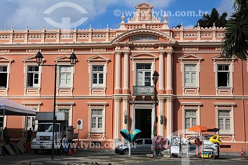 Assunto: Faculdade de Medicina da Universidade Federal da Bahia (1808) -Primeira faculdade de medicina do Brasil / Local: Salvador - Bahia (BA) - Brasil / Data: 02/2014