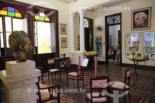 Assunto: Casa de Cultura Jorge Amado / Local: Ilhéus - Bahia (BA) - Brasil / Data: 02/2014