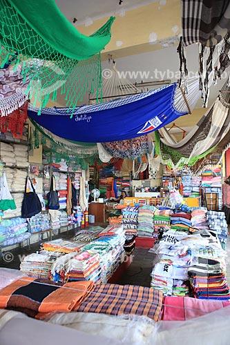 Assunto: Loja de redes - comércio tradicional / Local: Centro - Fortaleza - Ceará (CE) - Brasil / Data: 03/2014