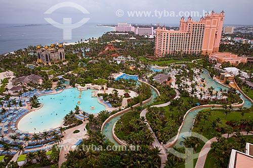Assunto: Atlantis Paradise Island Resort / Local: Ilha Paraíso - Bahamas - América Central / Data: 06/2013