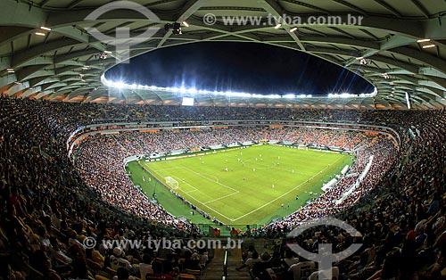 Assunto: Resende x Vasco da Gama - Copa do Brasil - evento-teste da Arena da Amazônia Vivaldo Lima (2014) / Local: Manaus - Amazonas (AM) - Brasil / Data: 04/2014