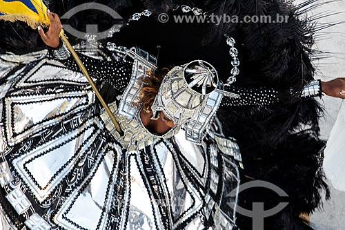 Assunto: Desfile do Grêmio Recreativo Escola de Samba Unidos da Tijuca - Casal de Mestre-sala e Porta-Bandeira - Enredo 2014 - Acelera, Tijuca! / Local: Rio de Janeiro (RJ) - Brasil / Data: 03/2014