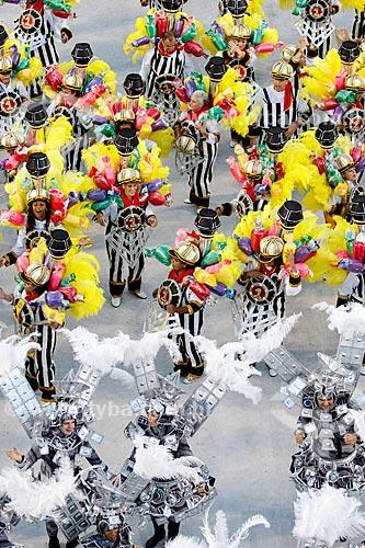 Assunto: Desfile do Grêmio Recreativo Escola de Samba Unidos da Tijuca - Enredo 2014 - Acelera, Tijuca! / Local: Rio de Janeiro (RJ) - Brasil / Data: 03/2014