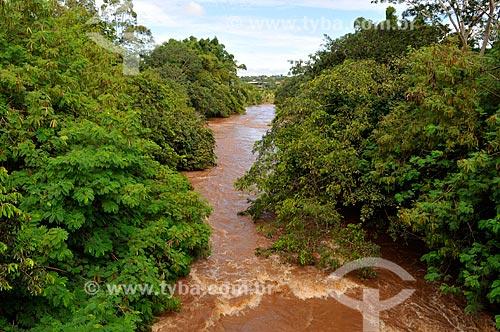 Assunto: Rio Sucuriú / Local: Costa Rica - Mato Grosso do Sul (MS) - Brasil / Data: 02/2014