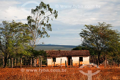 Assunto: Casa no entorno da chapada diamantina / Local: Bahia (BA) - Brasil / Data: 04/2013