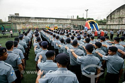 Implantação da Unidade de Polícia Pacificadora (UPP) no Jacarezinho  - Rio de Janeiro - Rio de Janeiro - Brasil