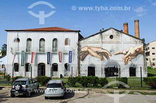 Assunto: Galeria Trapiche Santo Ângelo / Local: São Luís - Maranhão (MA) - Brasil / Data: 07/2012