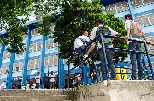 Assunto: Escola Municipal Pedro Aleixo / Local: Cidade de Deus - Rio de Janeiro (RJ) - Brasil / Data: 03/2013