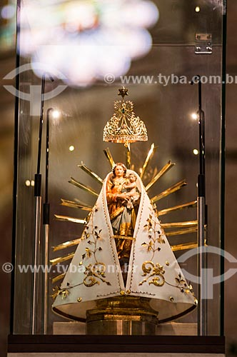 Assunto: Imagem de Nossa Senhora de Nazaré / Local: Belém - Pará (PA) - Brasil / Data: 10/2010