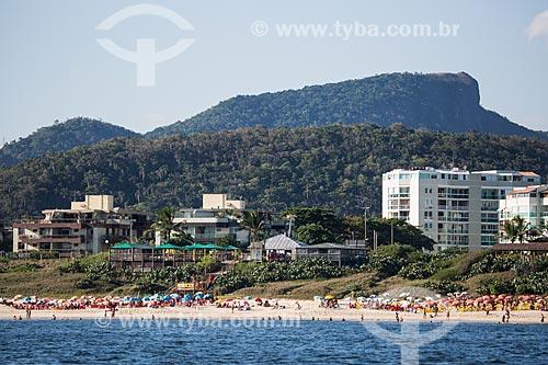 Assunto: Praia de Camboinhas / Local: Camboinhas - Niterói - Rio de Janeiro (RJ) - Brasil / Data: 03/2014