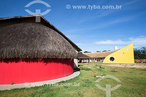 Assunto: Prédios do Núcleo de Educação Intercultural da Universidade Federal de Goiás / Local: Goiânia - Goiás (GO) - Brasil / Data: 05/2014