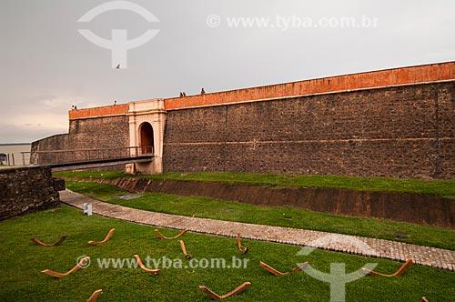 Assunto: Forte do Castelo antigo Forte Presépio / Local: Belém - Pará (PA) - Brasil / Data: 10/2010
