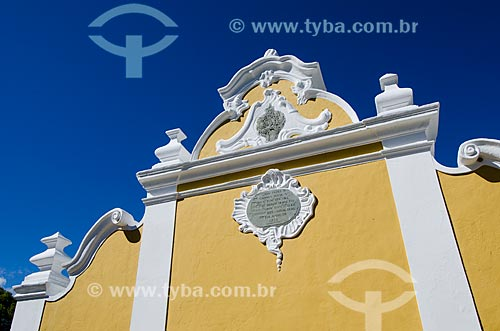 Assunto: Largo do Chafariz da Boa Morte / Local: Goiás - Goias (GO) - Brasil / Data: 05/2012