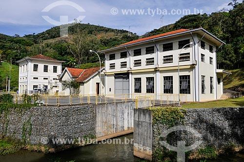 Assunto: Usina Hidrelétrica Engenheiro Pedro Affonso Junqueira (Antas I) / Local: Poços de Caldas - Minas Gerais (MG) - Brasil / Data: 04/2014