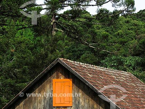 Assunto: Casa na Serra Gaúcha / Local: Canela - Rio Grande do Sul (RS) - Brasil / Data: 04/2014